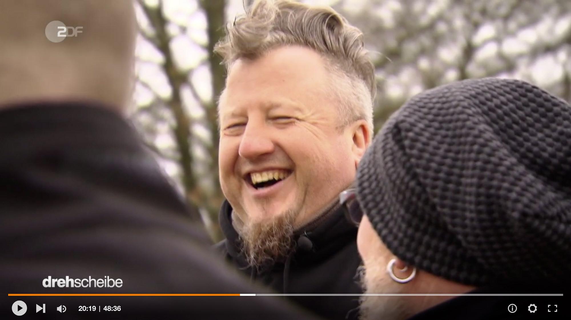 ZDF DREHSCHEIBE - WIENEN VERRÄT SEINE TRICKS